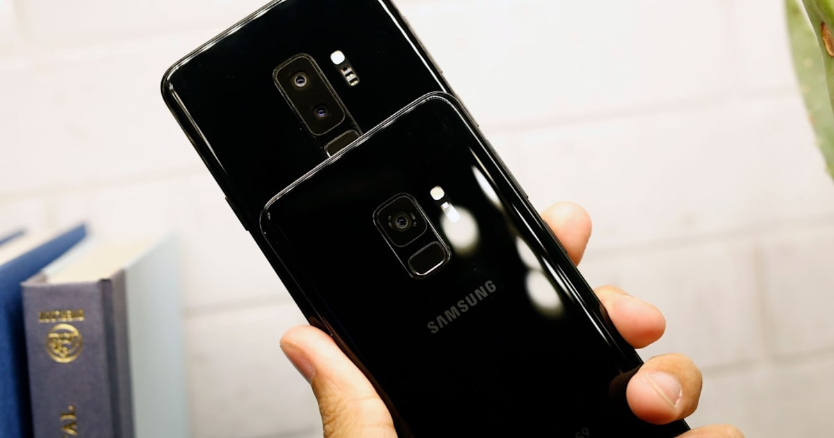 Samsung is Working on a Galaxy S10 with 5G and Six Cameras