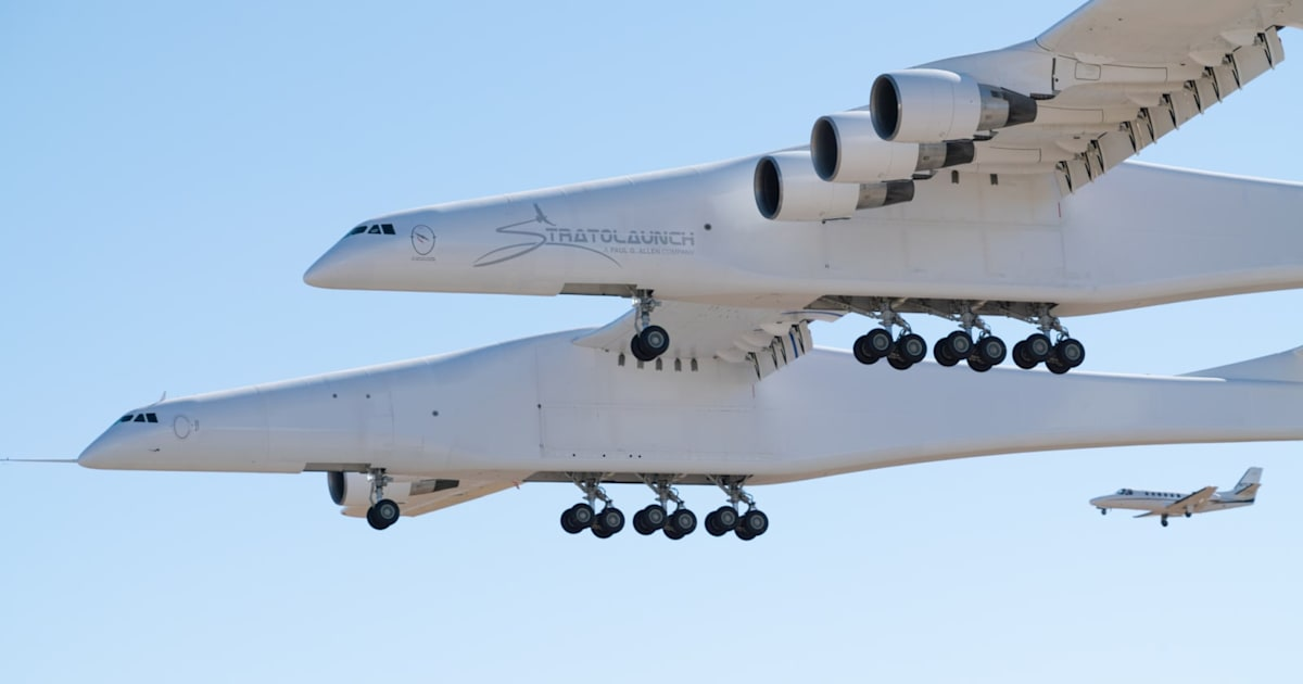 Paul Allen's Stratolaunch is reportedly shutting down - Engadget