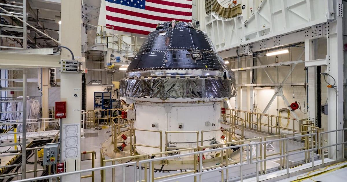 Lockheed Martin will help take NASA astronauts back to the Moon 1
