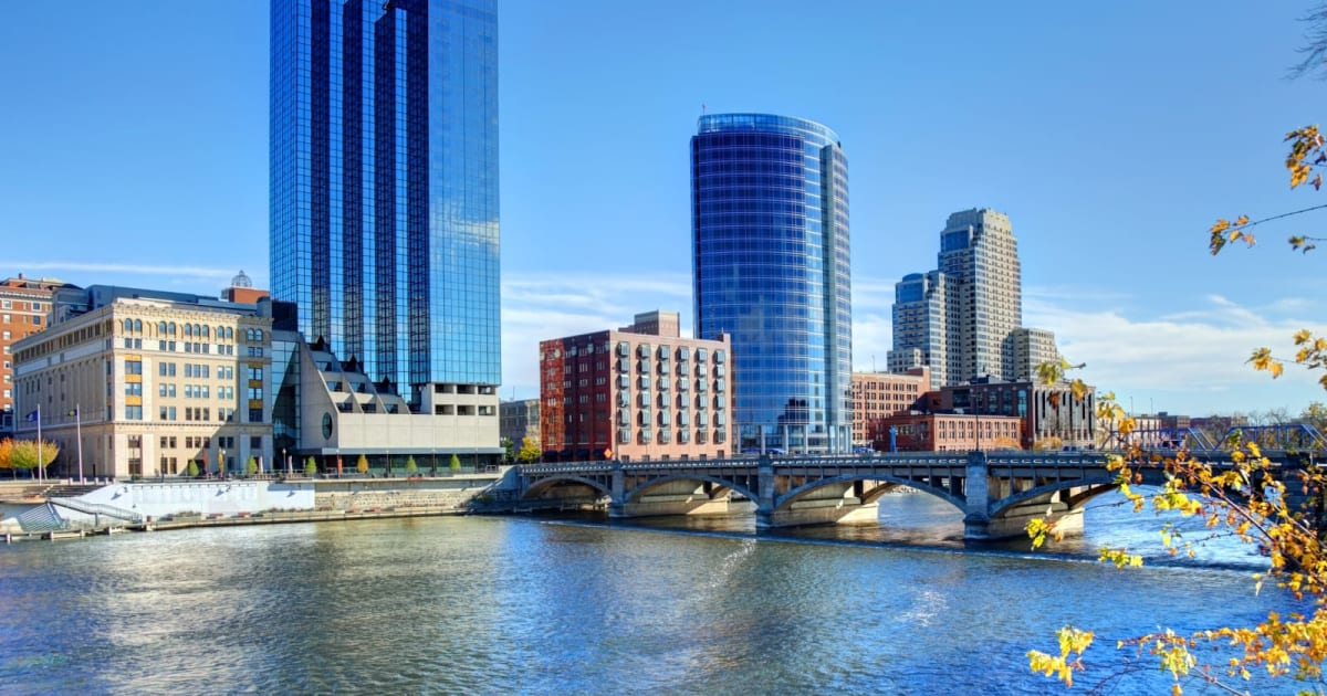 City Of Grand Rapids >> Ford S Next City Of Tomorrow Is Grand Rapids Michigan