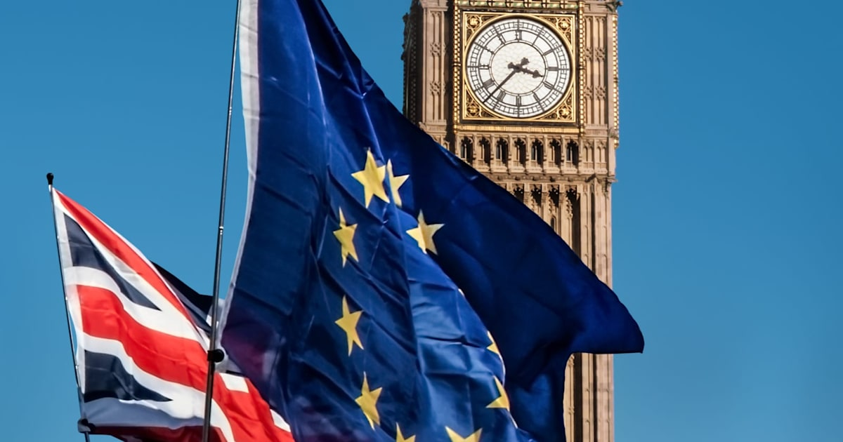 iPhone-owning EU citizens are still waiting for Brexit residency app