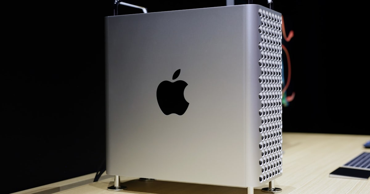 The Morning After: Apple's new Mac Pro made a surprise appearance