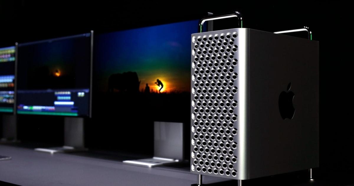 Apple's revamped Mac Pro uses new Radeon Pro Vega II GPUs