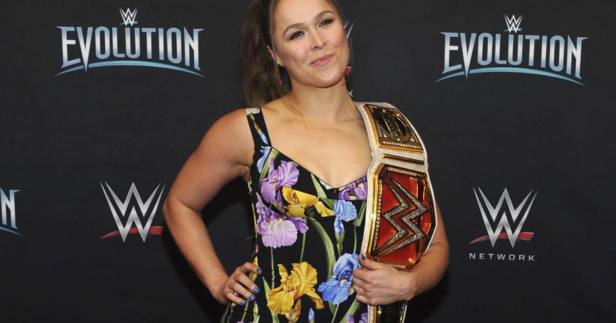 Facebook Gaming locks down another big-name streamer: Ronda Rousey