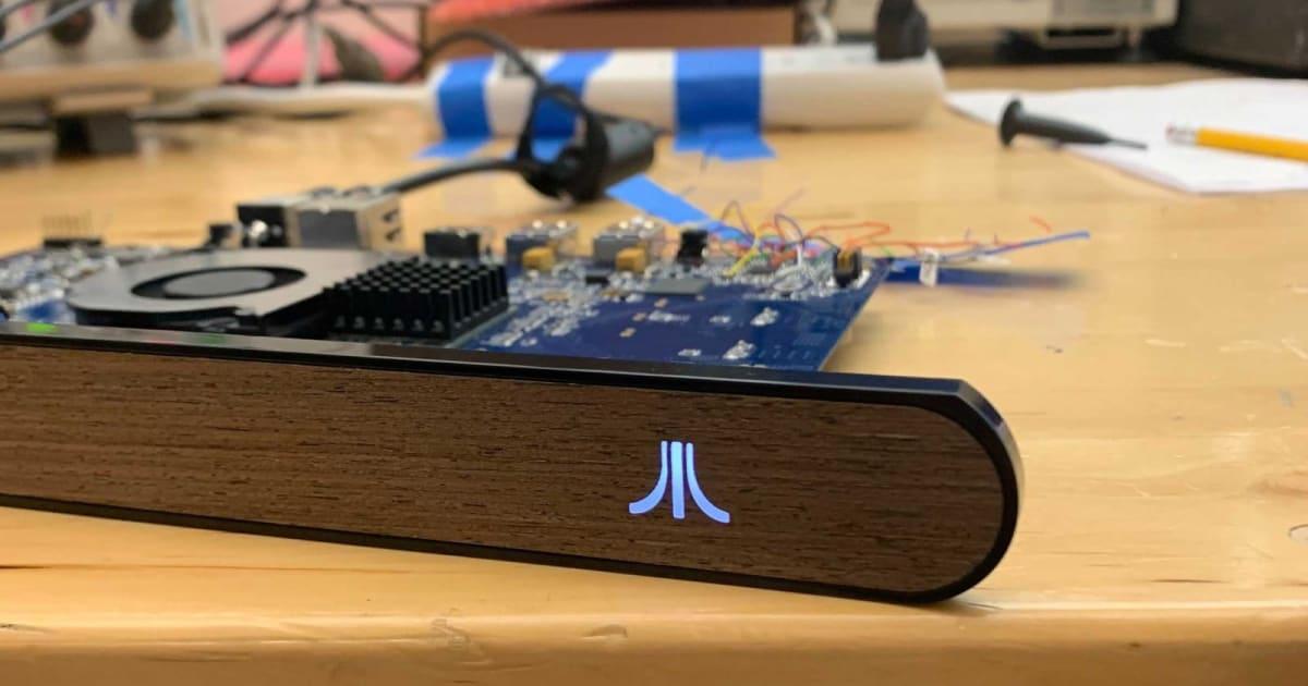 The architect behind Atari's VCS retro console just quit