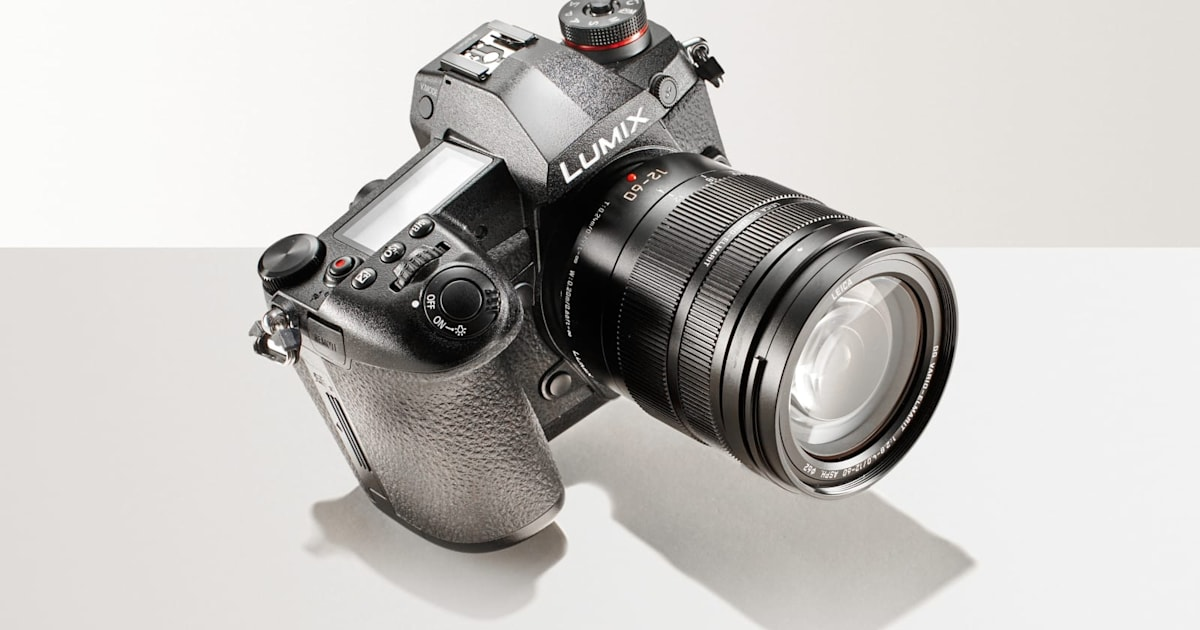 Panasonic's Lumix G9 is less than $1,000 for the first time ever