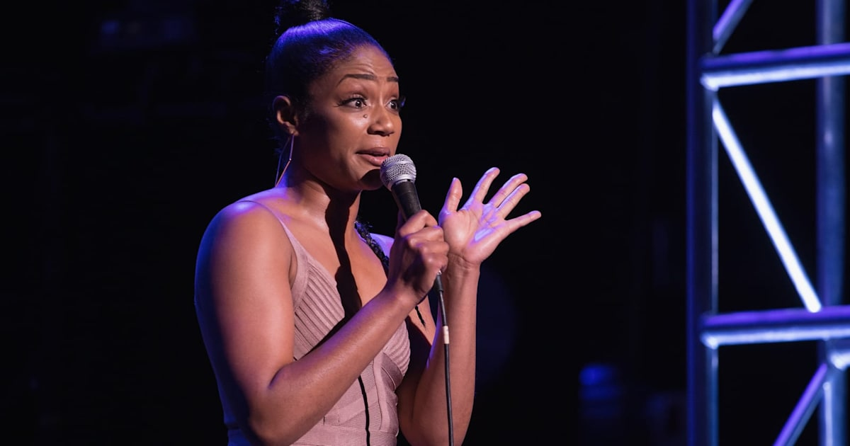 Netflix Signs Tiffany Haddish for a Stand-up Special