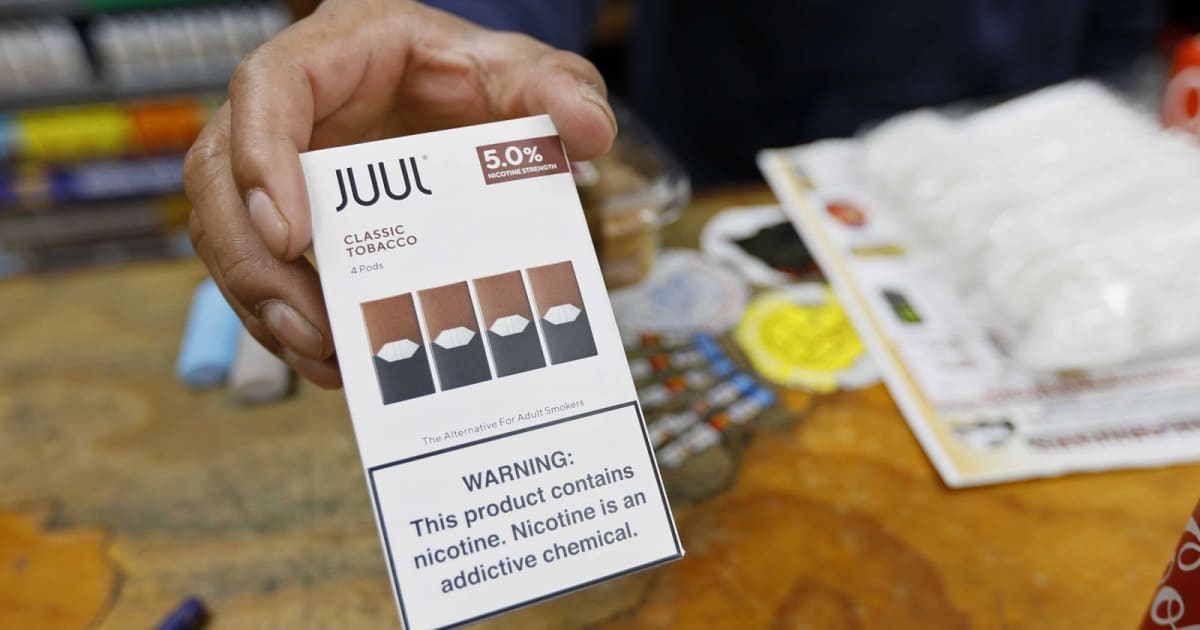 Juul will require retailers to scan IDs before selling its vapes 1