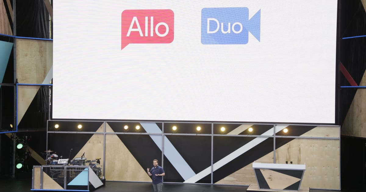 Google's Allo Messenger Waves Goodbye