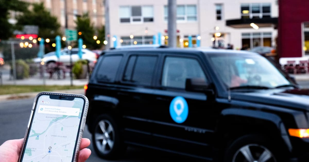 Via now provides veterans with free rides in the DC area 1