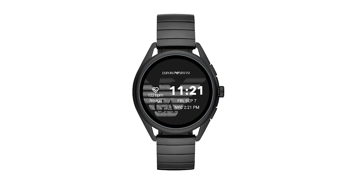 Diesel and Emporio Armani also release new Wear OS watches