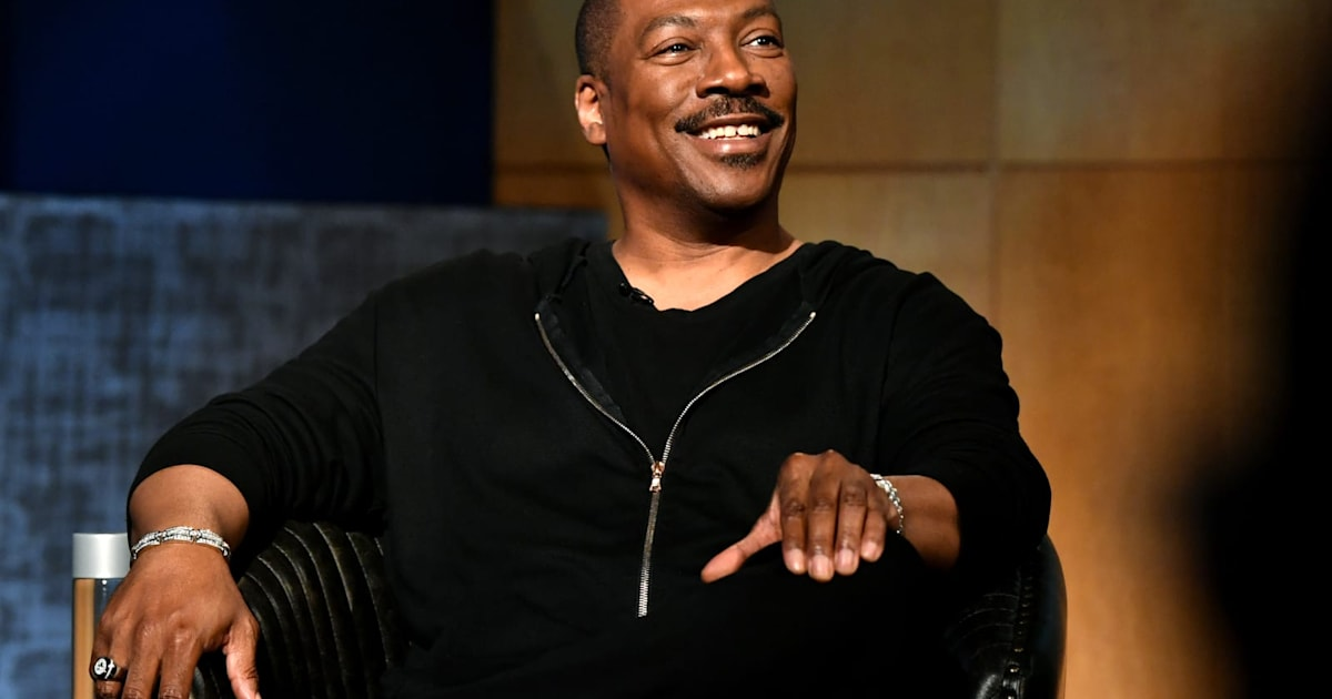 Netflix might pay Eddie Murphy $70 million for stand-up specials 1