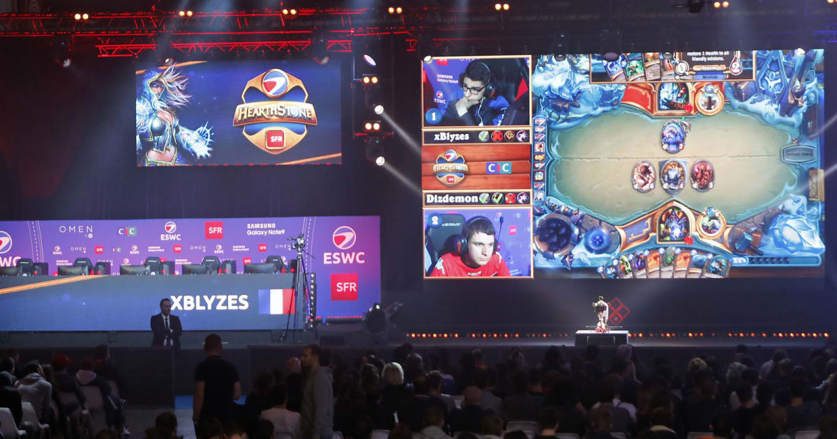 Blizzard halves 'Hearthstone' pro's suspension over Hong Kong protest 1