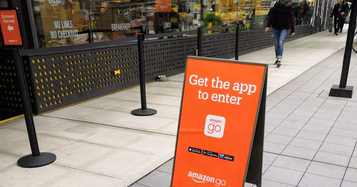 Amazon's New York Go Store is the First to Accept Cash