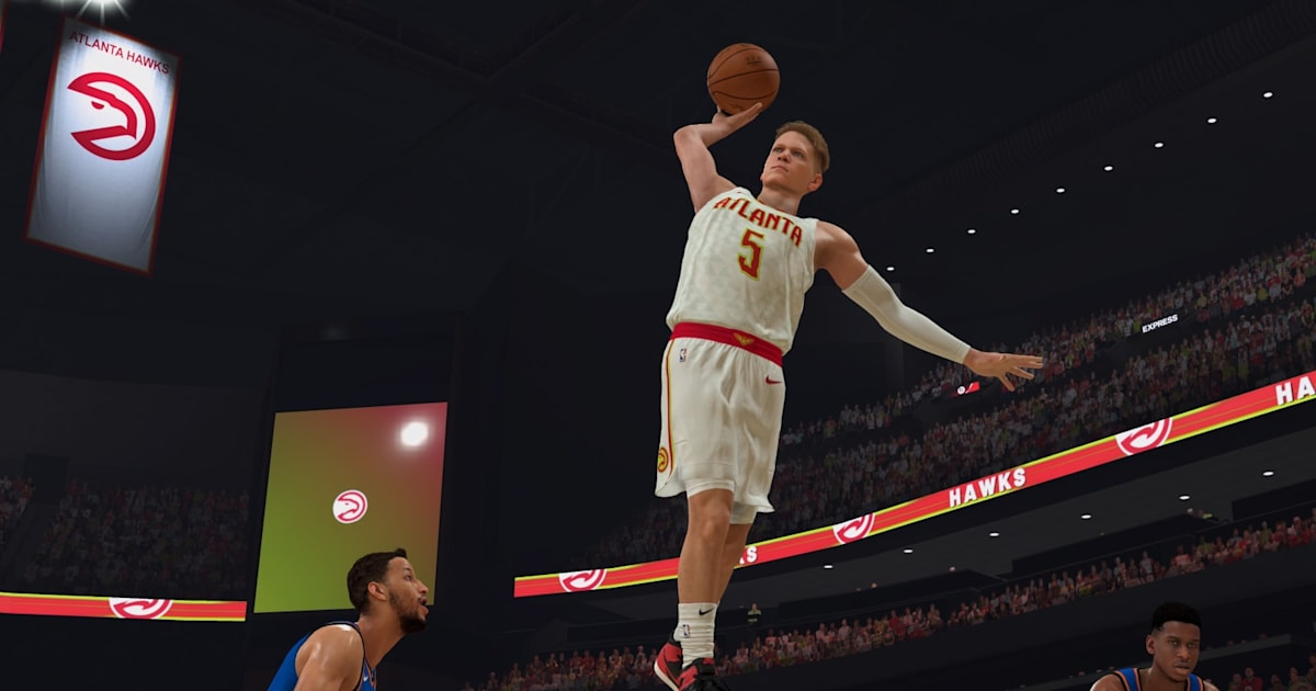 Make-A-Wish Foundation gets a fan into 'NBA 2K20' 1