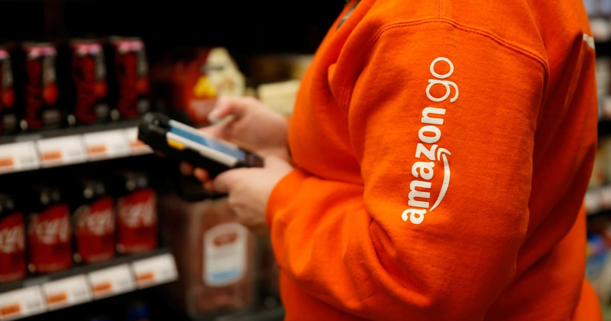 Amazon's first big 'Go' grocery store opens in Seattle with 5,000 products