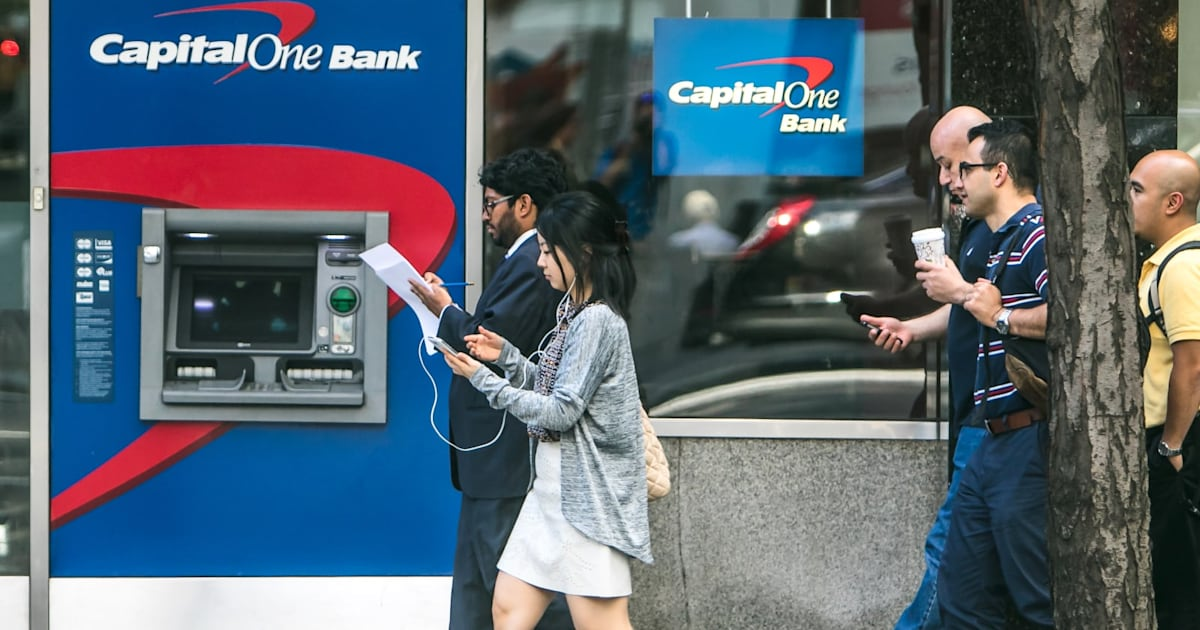 Capital One data breach affected 100 million in the US 1