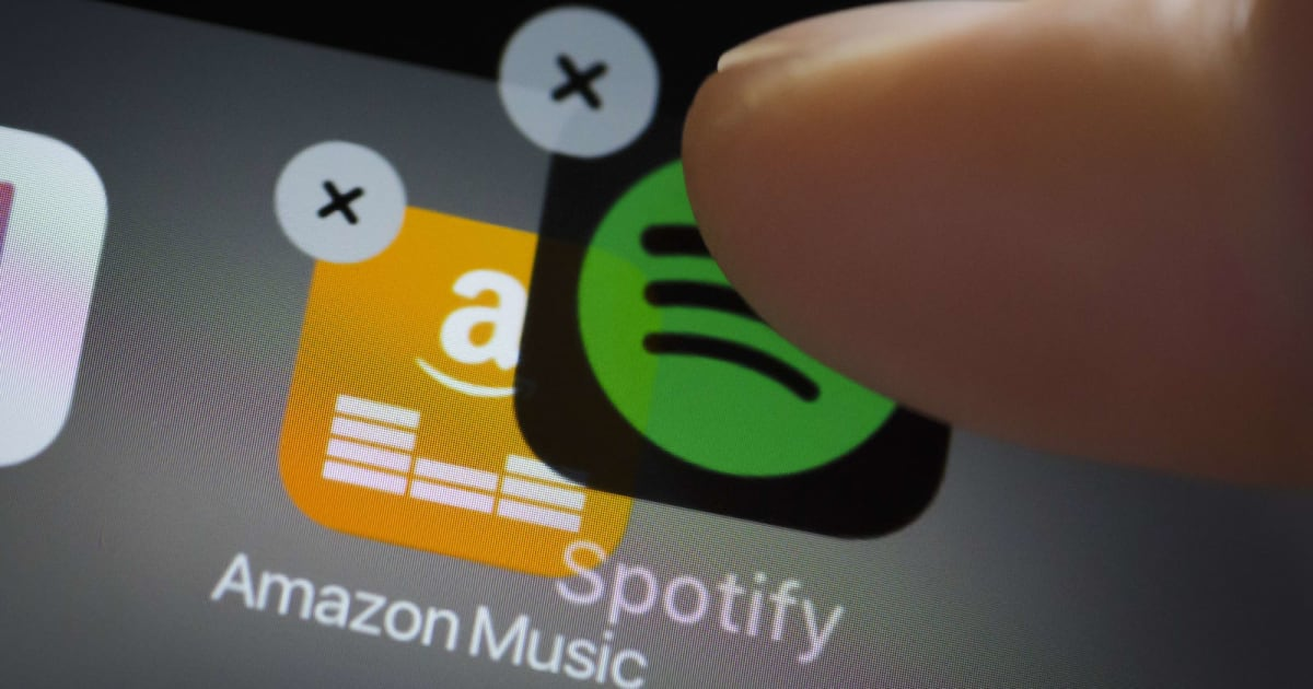 Amazon Music Unlimited Isn't Actually Growing Faster than Spotify
