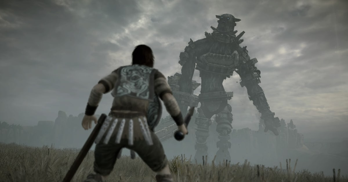 'Shadow of the Colossus' remake is missing something vital