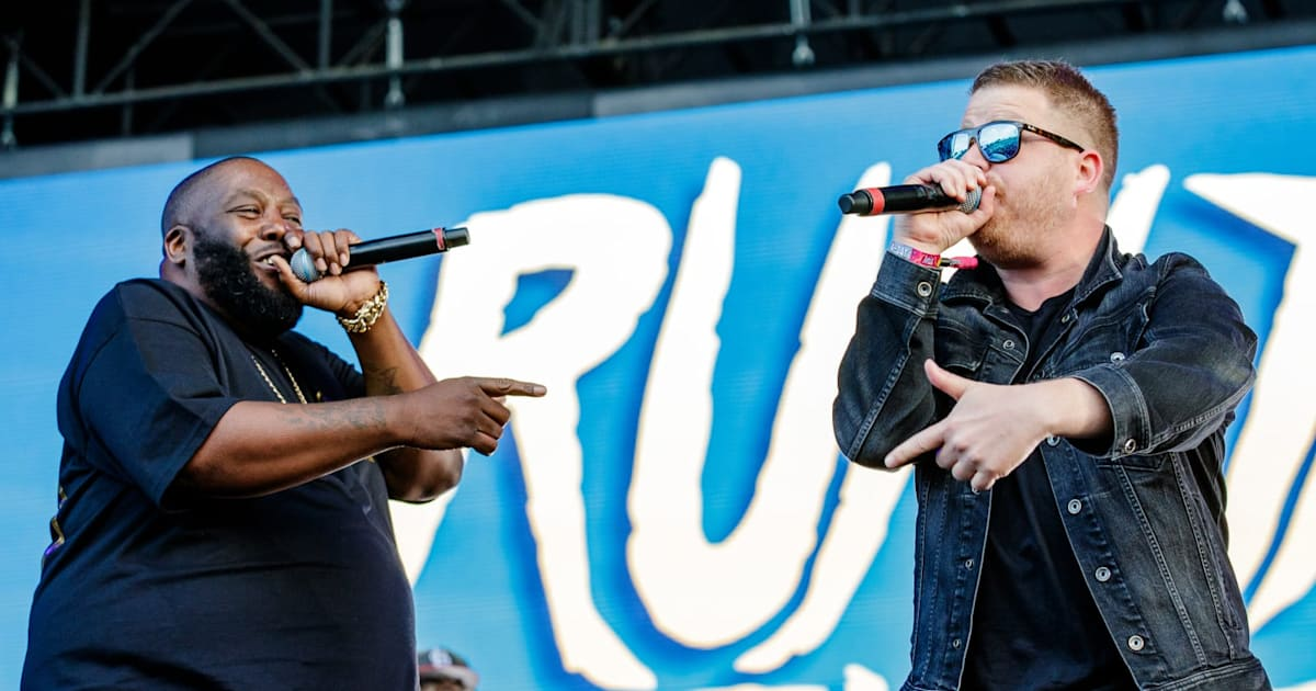 Run the Jewels' video game tour continues in 'FIFA 18'