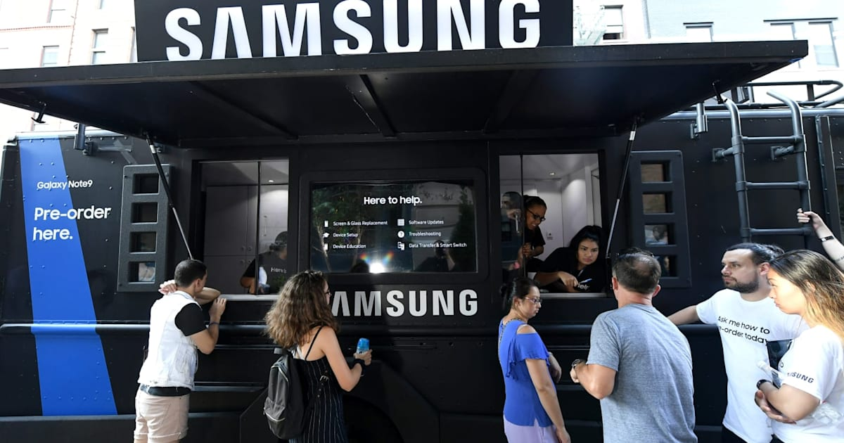 Samsung will Open Three Real Stores in the US February 20th