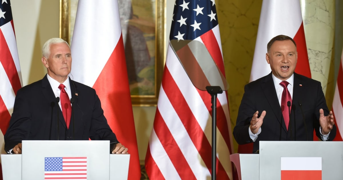US and Poland agree to rigorously evaluate foreign 5G equipment 1