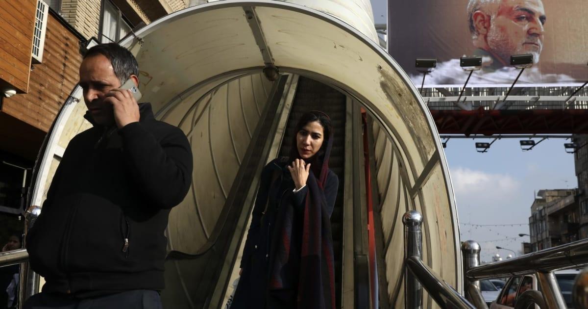 Instagram removes posts backing slain Iranian leader to obey US sanctions 1