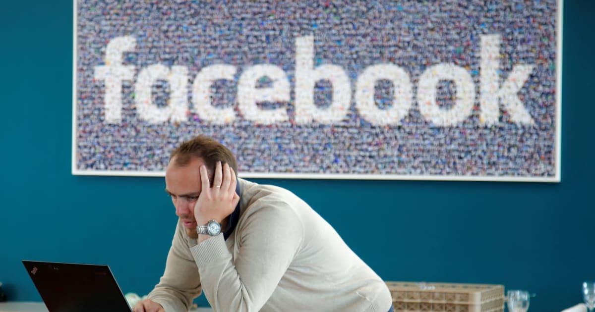 Former Facebook Moderator Sues Over Mental Trauma
