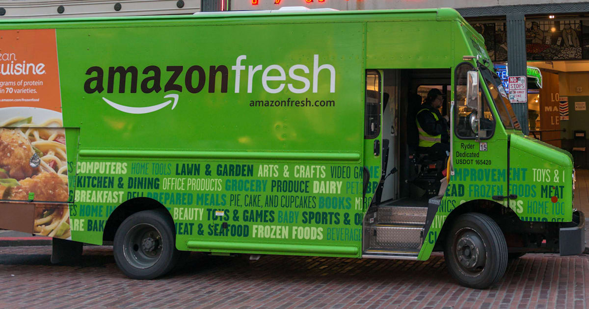 Amazon Fresh deliveries are now free for Prime members thumbnail