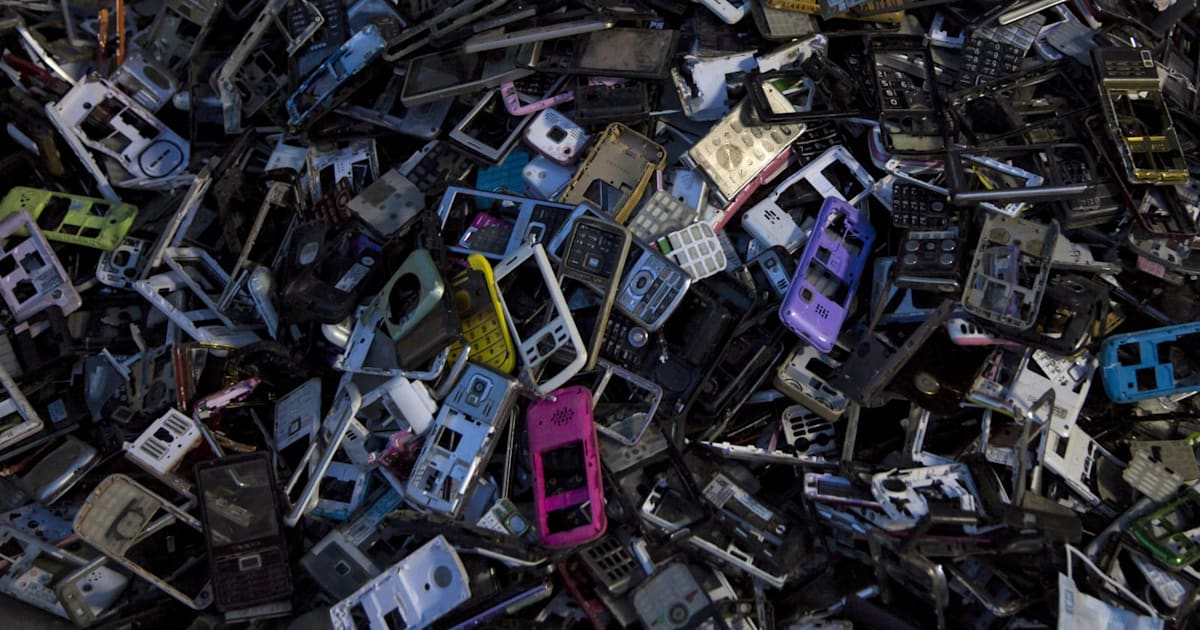 Amazon Encourages You to Recycle your Old Gadgets