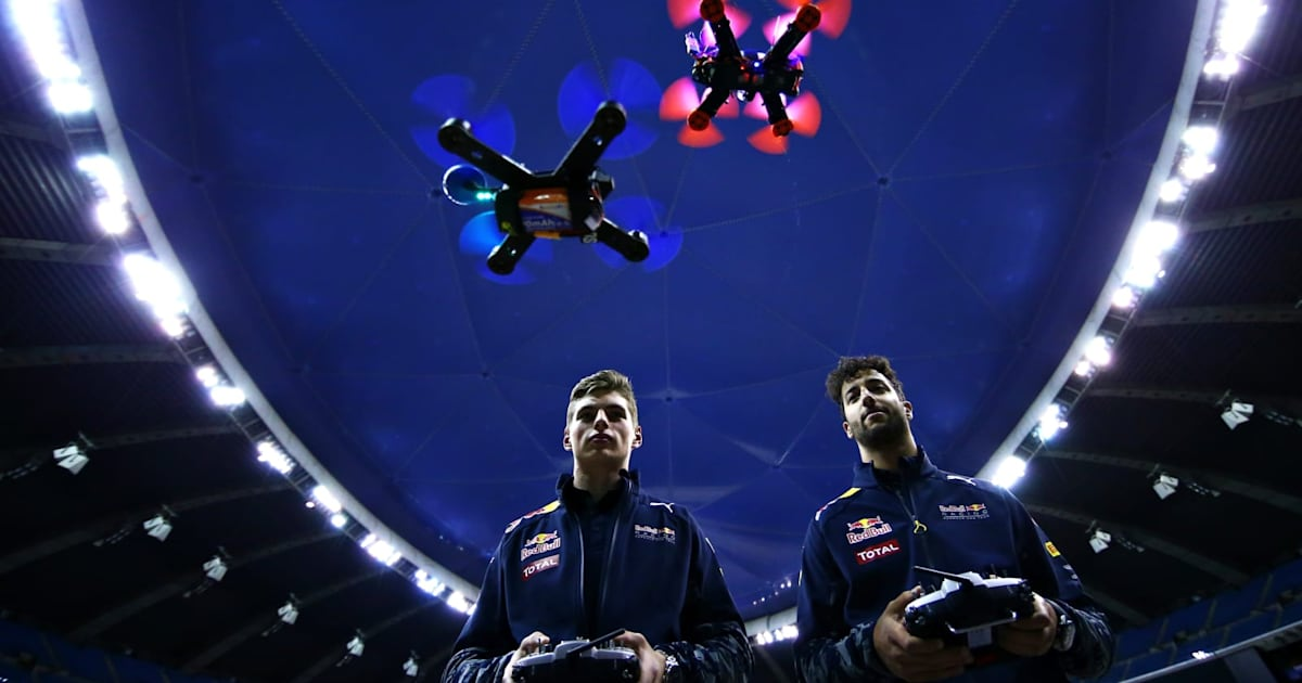 Pro Drone Racing Confronts its Amateur Roots