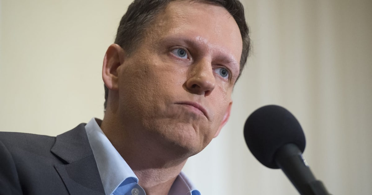 Tech Incubator Y Combinator Severs Ties with Peter Thiel