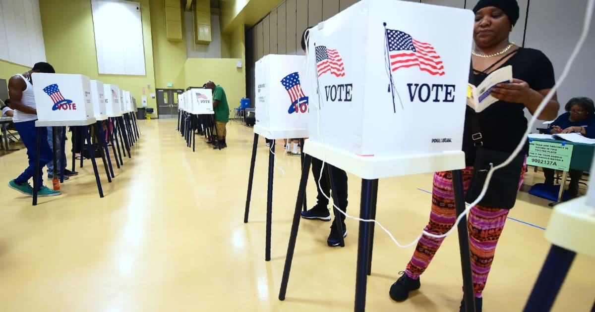 US officials brace for ransomware attacks against election systems 1