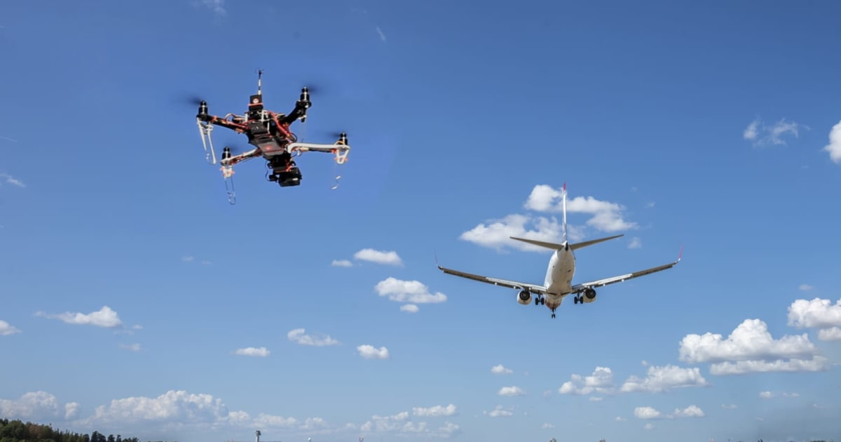 FAA Makes it Easy for Drone Hobbyists to Fly in Restricted Airspace