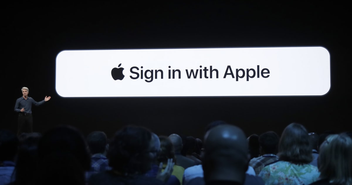 Experts weigh in on Apple's private sign-in feature - Engadget