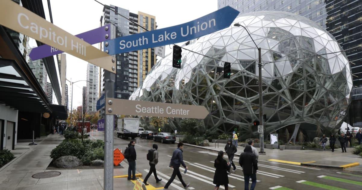 Amazon confirms first coronavirus diagnosis among US employees 1