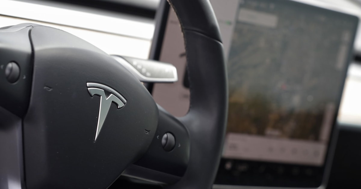 Tesla will start charging $10 per month for 'Premium' in-car data