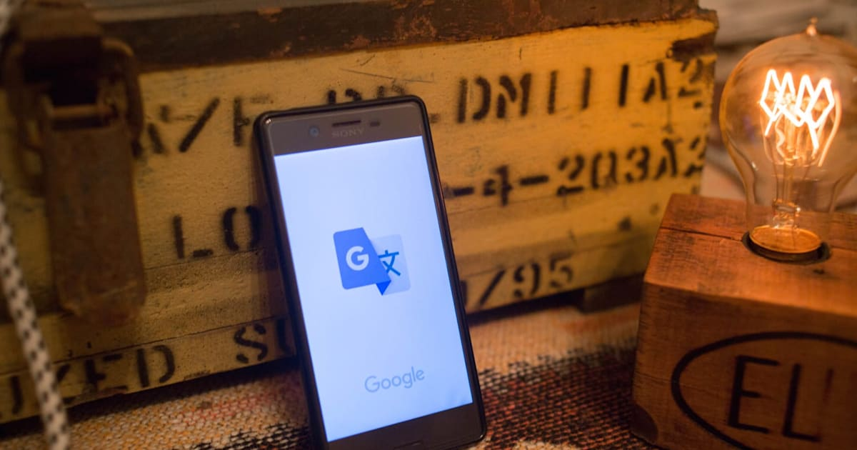 Google Translate is getting a transcribe mode for lectures, speeches 1