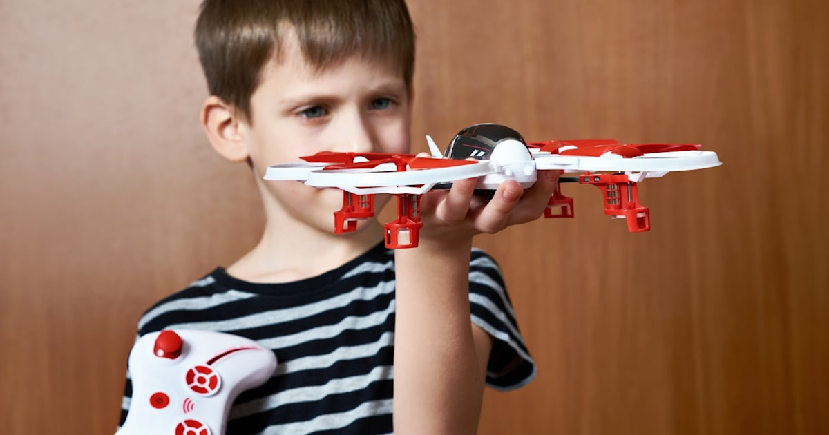 UK Proposal Sets Minimum Age for Drone Use