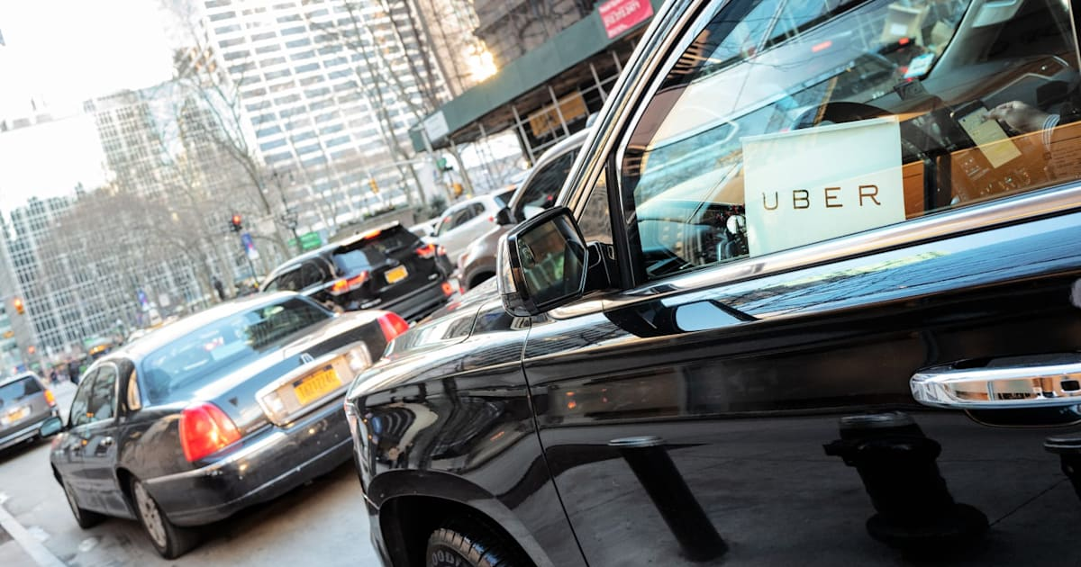 Uber will restrict NYC drivers' access to app due to new regulations – Engadget