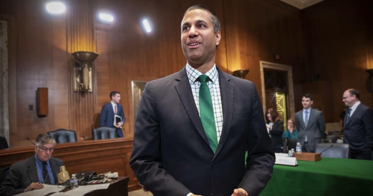 FCC Chairman Admits Russia Meddled in Net Neutrality Debate