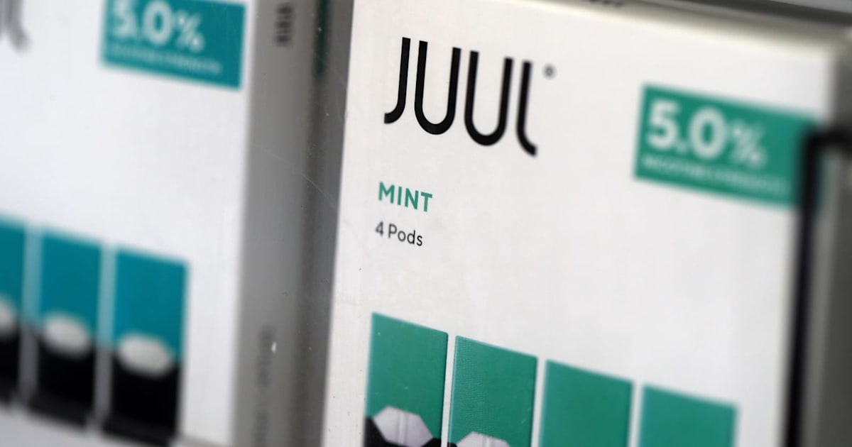 NY Attorney General sues Juul for deceptive marketing