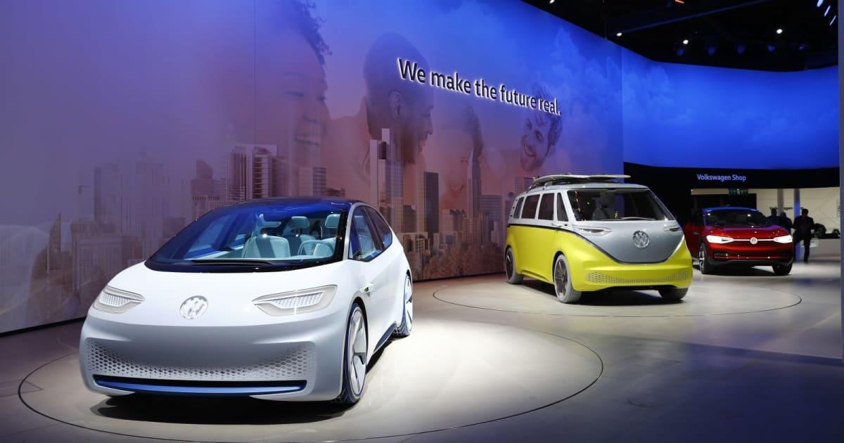 Volkswagen wants 300 EV models by 2030