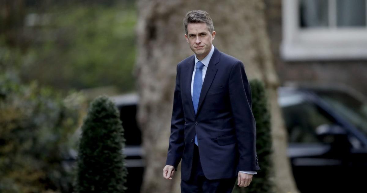 UK sacks Defense Secretary Gavin Williamson over Huawei leaks 1