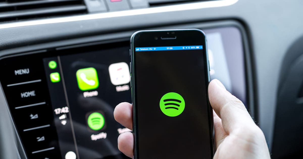 Spotify is working on voice activation for its apps