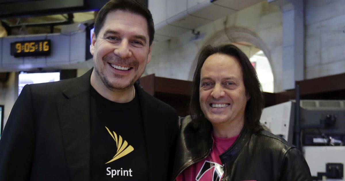 Bloomberg: T-Mobile's merger could require creating a competitor 1
