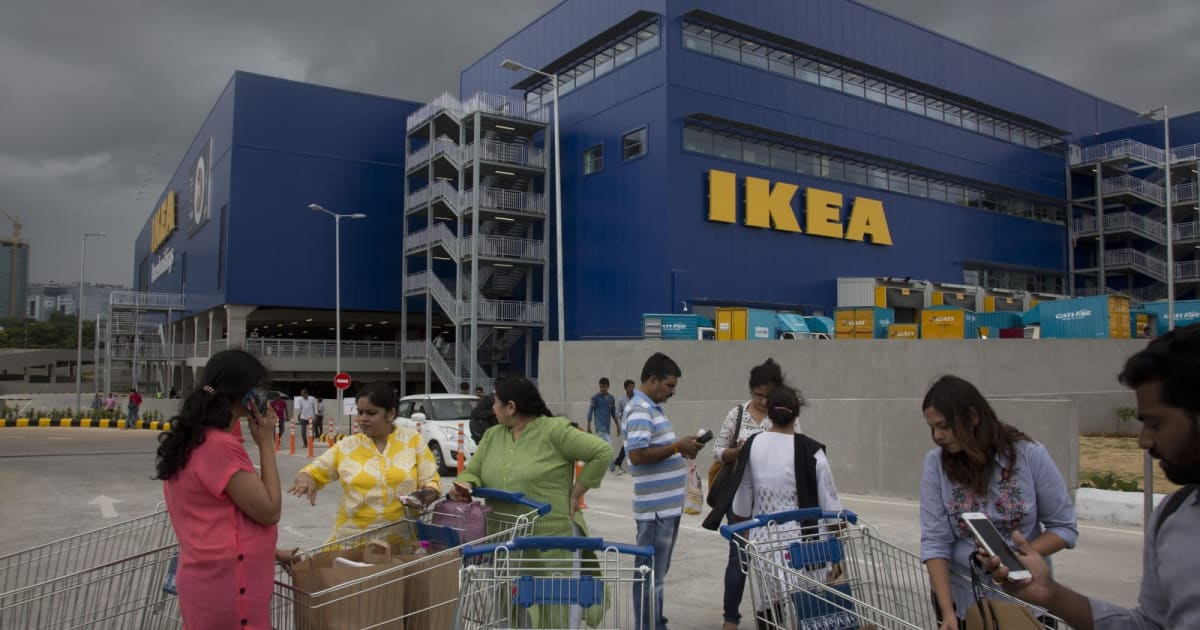 IKEA will produce more energy than it consumes by 2020 1