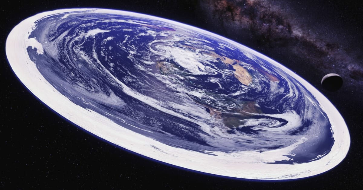 Researchers Blame YouTube for the Rise in Flat Earthers