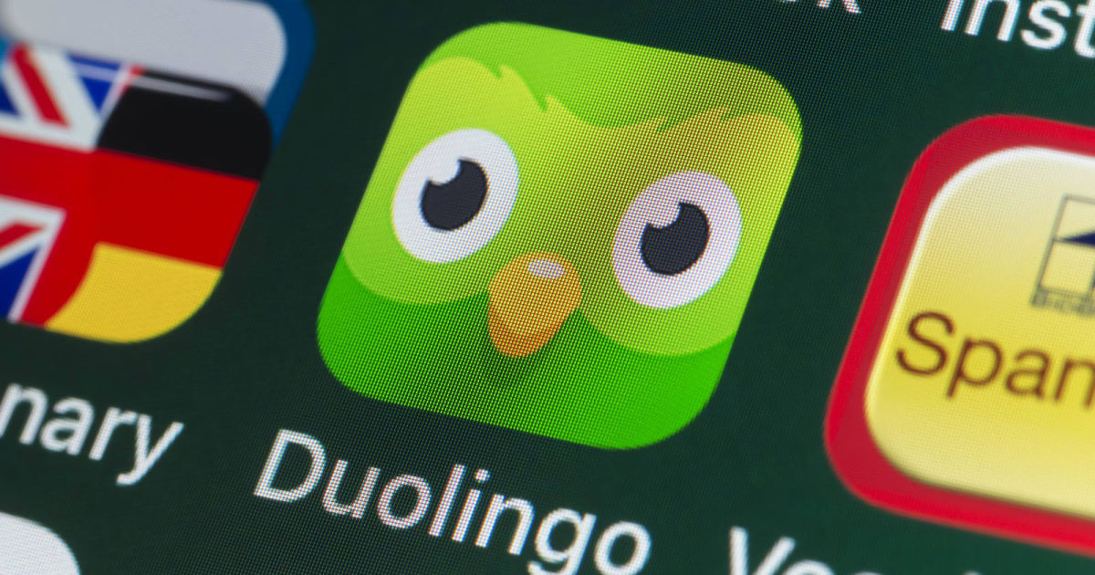 Now Duolingo teaches the world's five most common languages 1