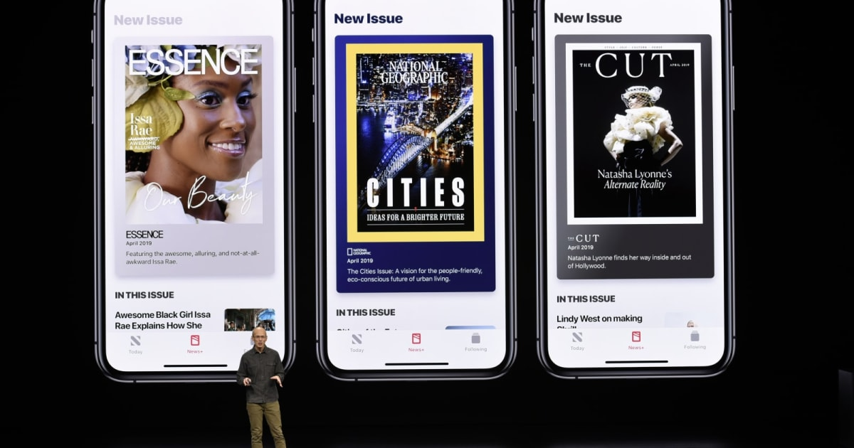 Apple offers three-month News+ trials through Black Friday weekend